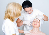 Examen prealable de peau
